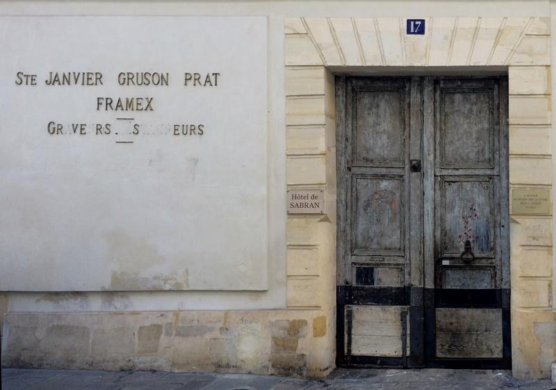 Hôtel de Sabran - EPV