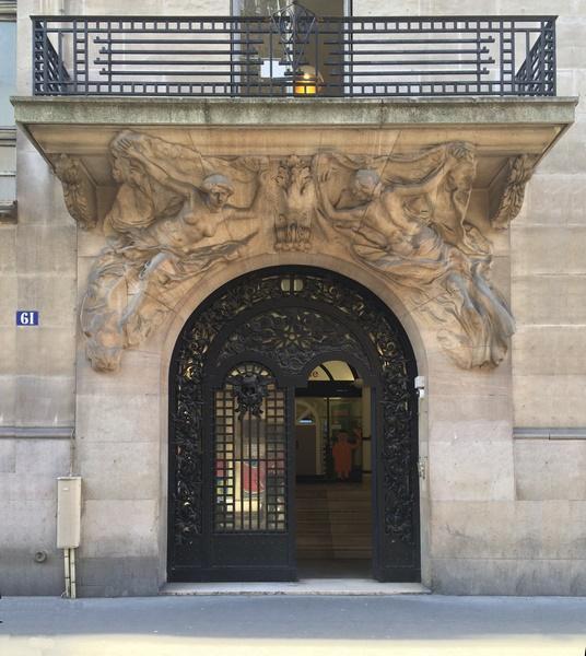 61 rue des Archives