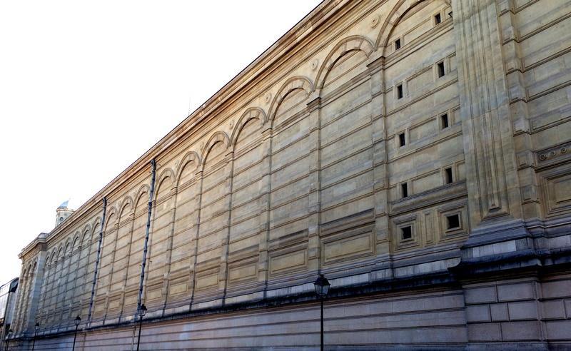 Mur de l'Hôtel de Soubise