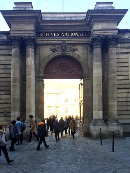 Hôtel de Soubise - Archives Nationales