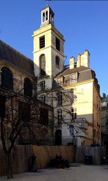 Paroisse de Notre Dame des Blancs-Manteaux