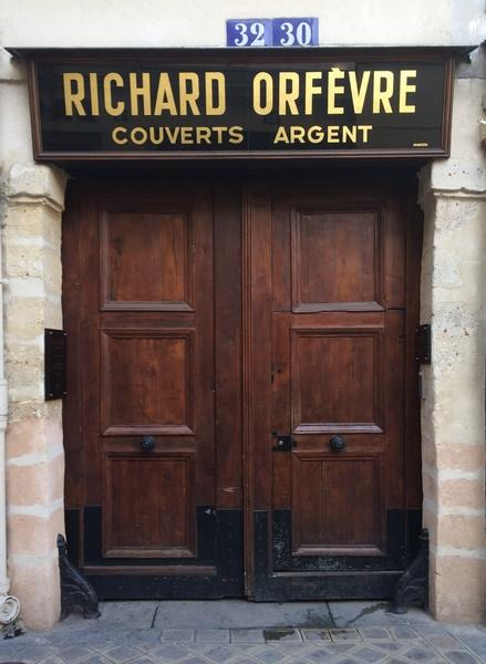 Richard Orfèvre- EPV
