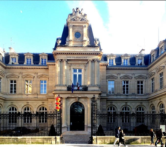 Mairie du IIIème