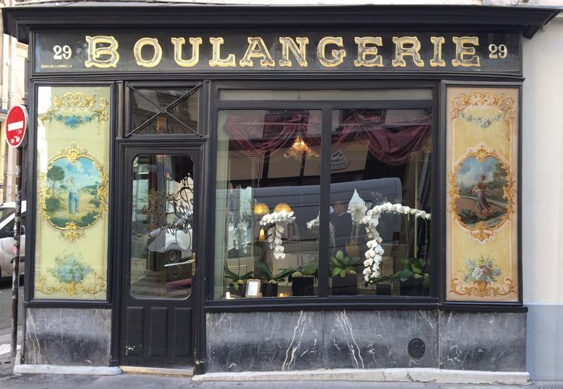 Boulangerie - Angle de Poitou et de Saintonge