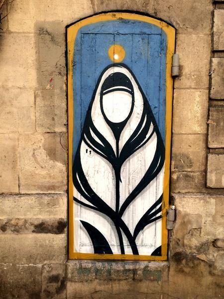 Street Art rue de Turenne