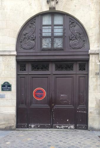 38 rue François Miron