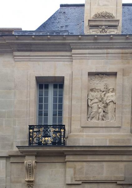 Musée Carnavalet - détail