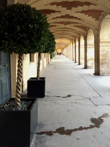 Arcades de la Place des Vosges