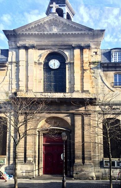 Église des Billettes