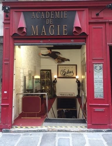 Académie de la Magie