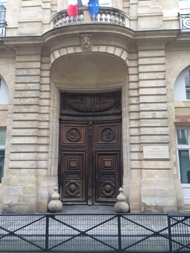 Hôtel de Beauvais - Cour administrative d'appel