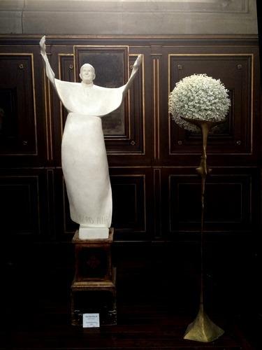 Eglise catholique Saint Louis en l'Ile :Jean Paul II