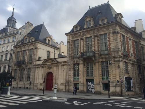 Hôtel de Mayenne Ecole des Francs Bourgeois