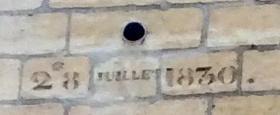 Hôtel de Sens - boulet