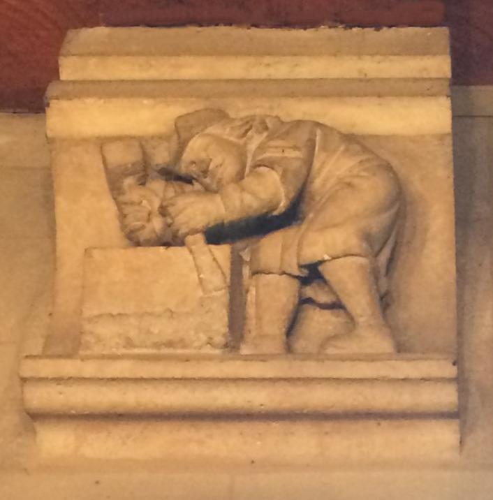 Hôtel de Sens- Escalier