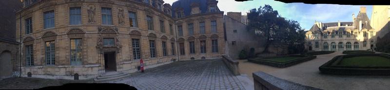Hôtel de Sully - Panoramique Jardin
