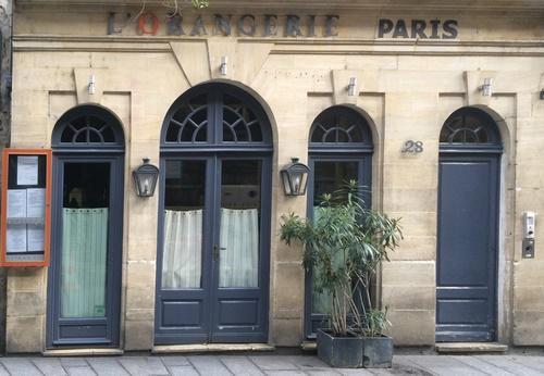 L'Orangerie, l'ancien restaurant de Jean-Claude Brialy