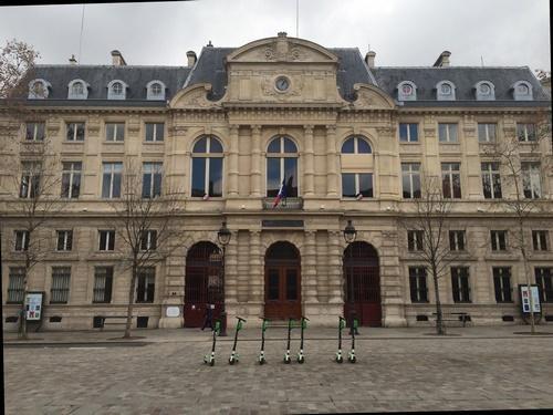Mairie 4ème