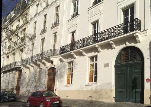 Quai des balcons (de Béthune)