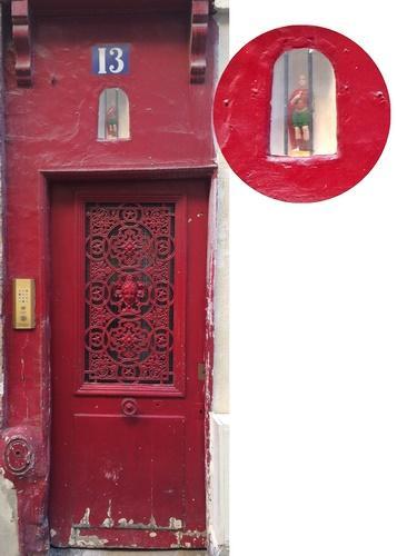 Rue Charles V - Saint Mickael