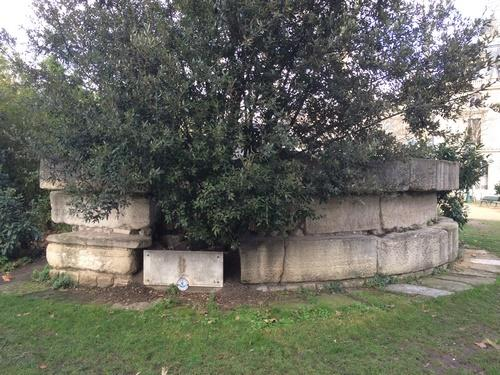Ruines de la Bastille