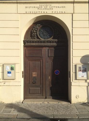 Société Historique et Littéraire Polonaise